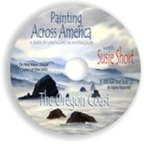 Painting the Oregon Coast with Susie Short